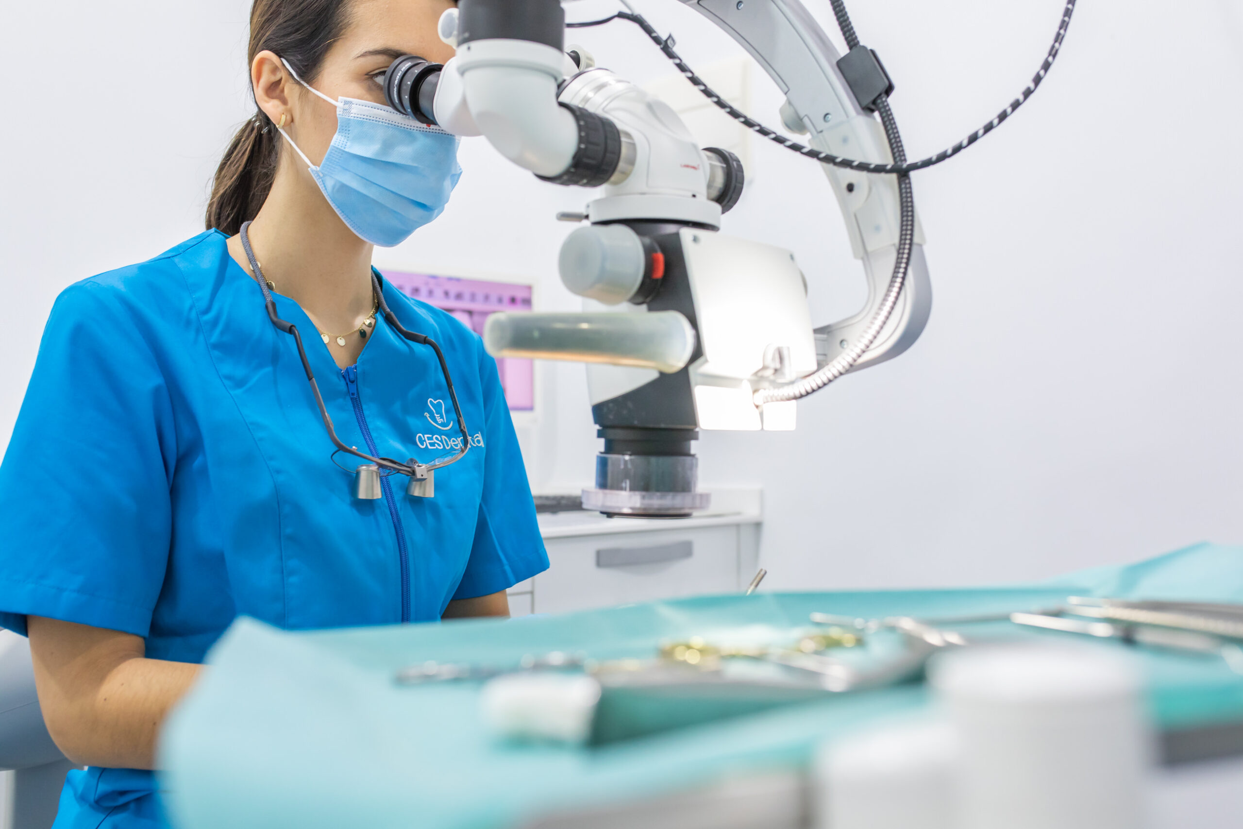 odontologia en godella - herramientas