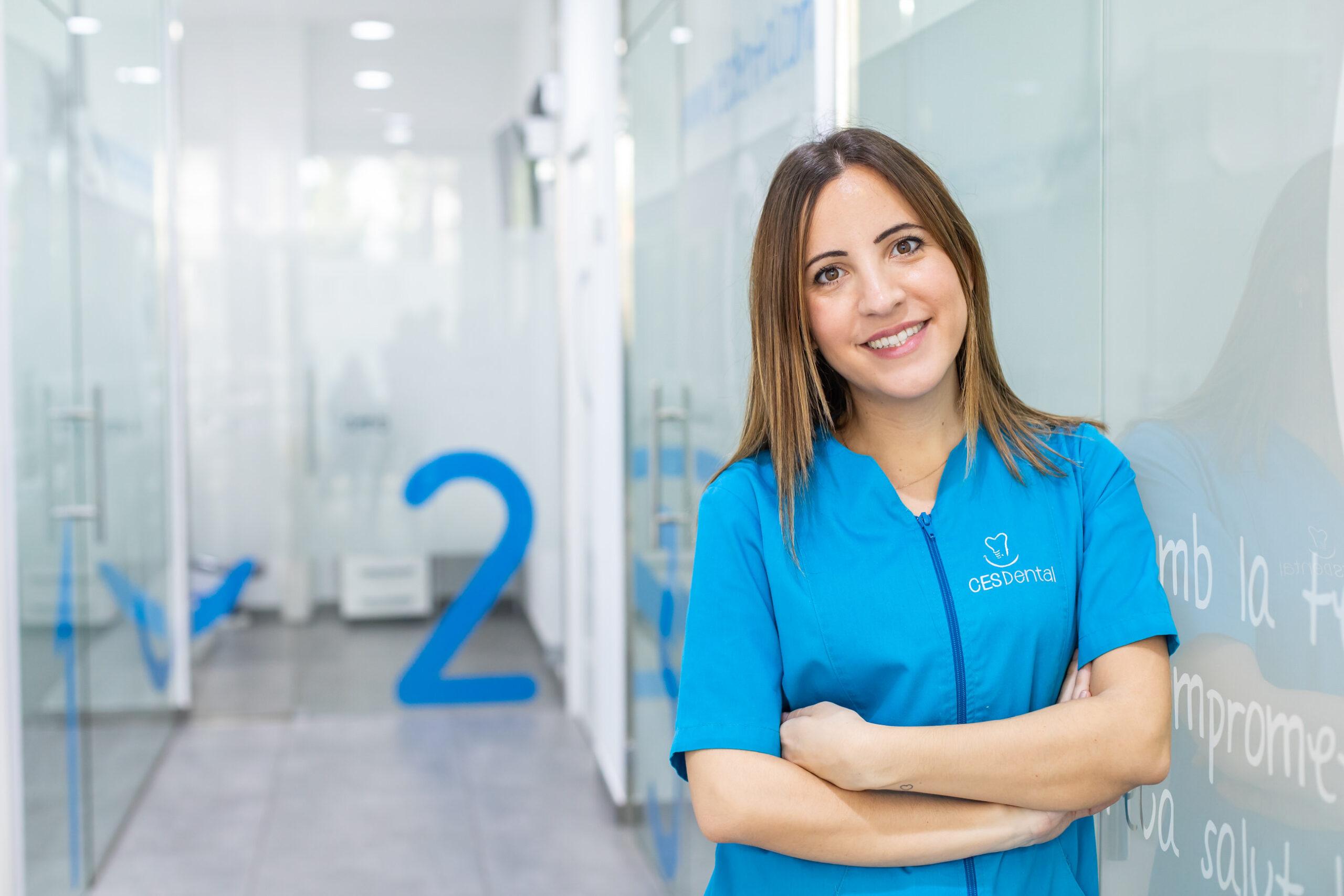 clínica dental en Godella - foto de Alicia