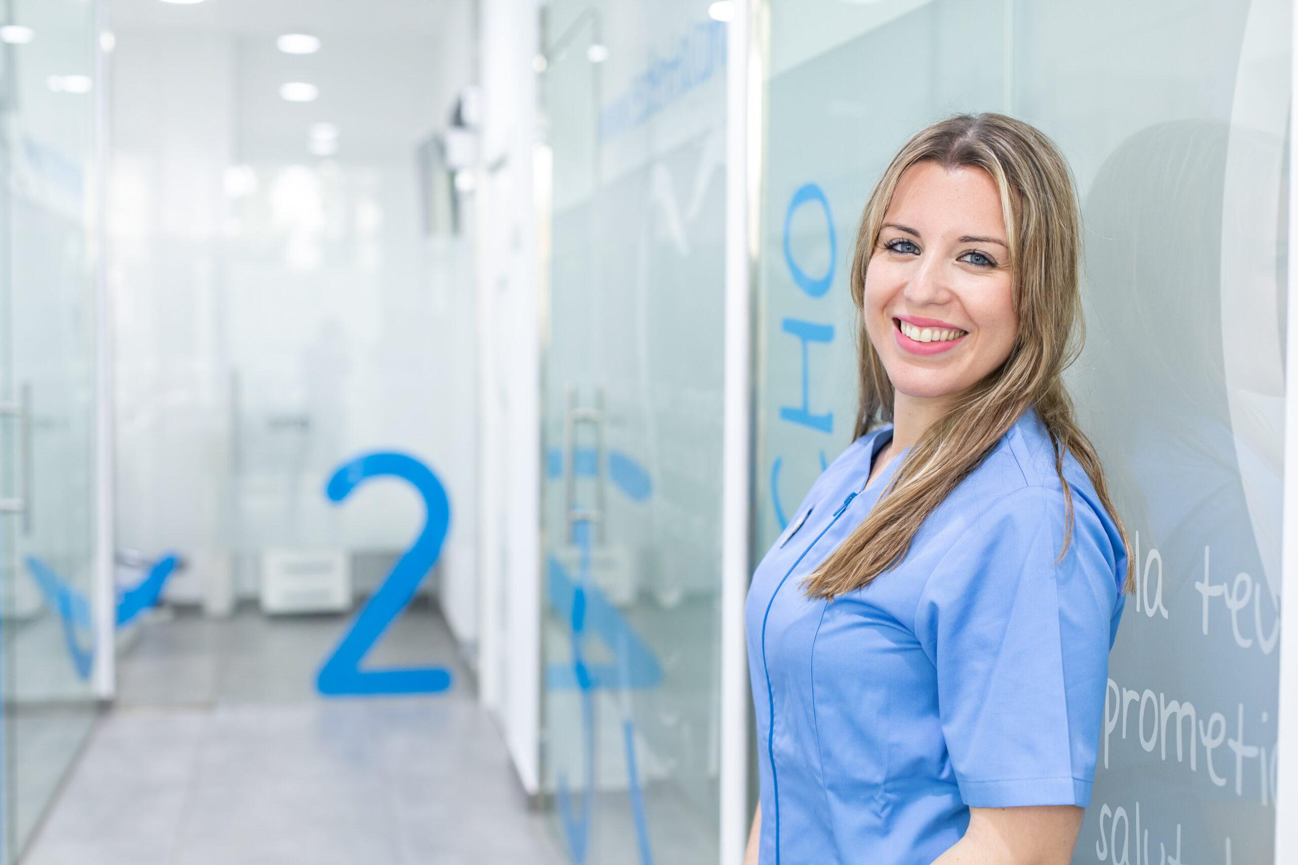 clínica dental en Godella - foto de Cristina