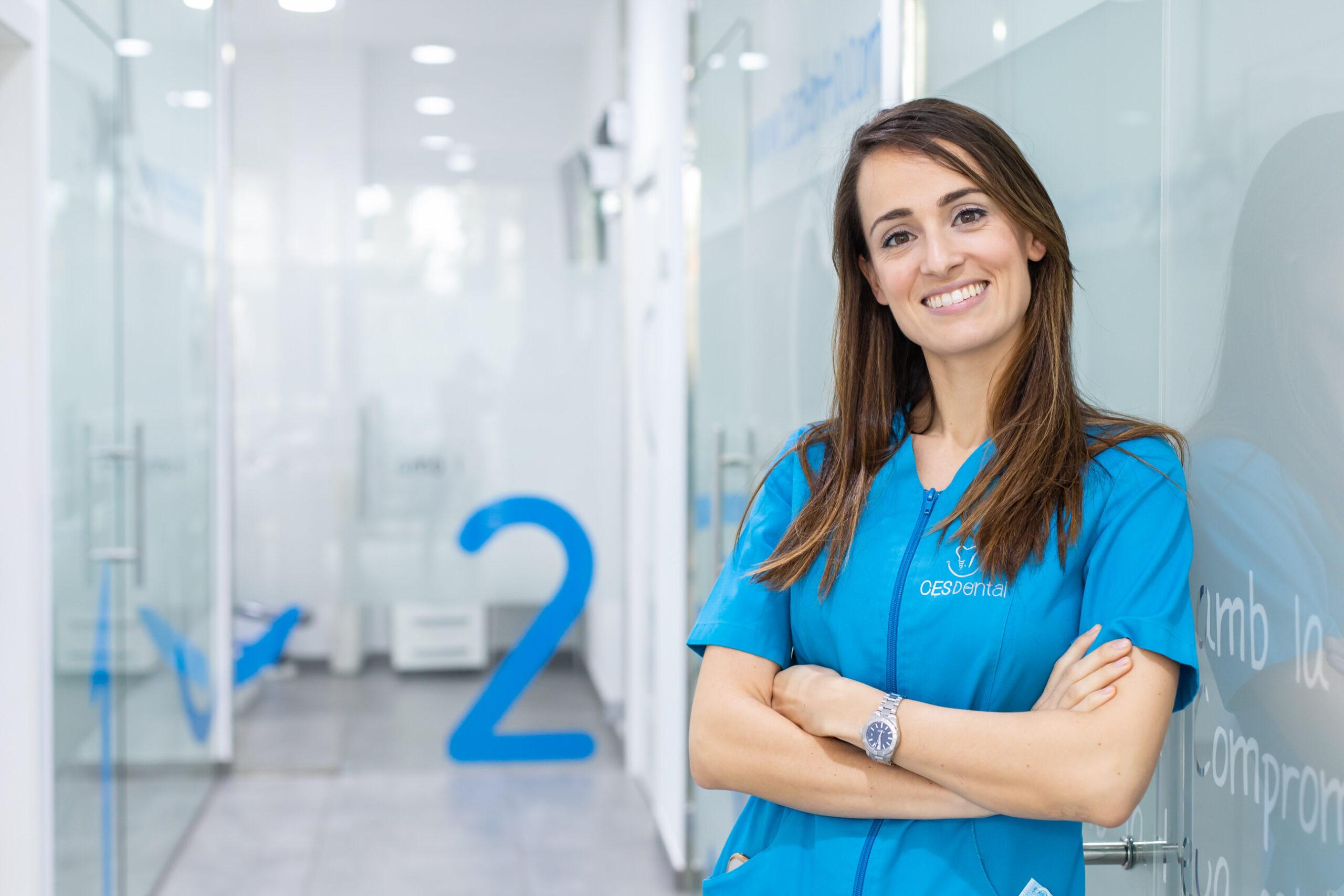 clínica dental en Godella - foto de Marta Lopez