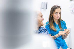 ortodoncia convencional en Burjassot - paciente